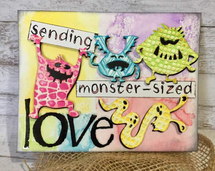 Sending Monster Love (1)