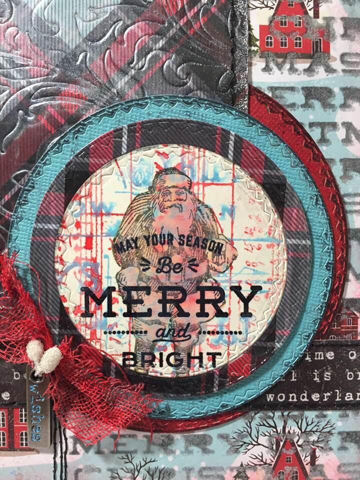 Overlay Santa Merry & Bright (1)