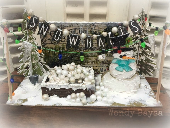 Snowballs for sale by Wendy Baysa (3)WM