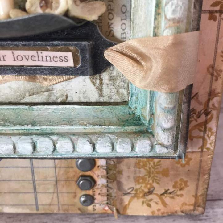 creativation2019 tim holtz 'find your lovliness' tag (3)