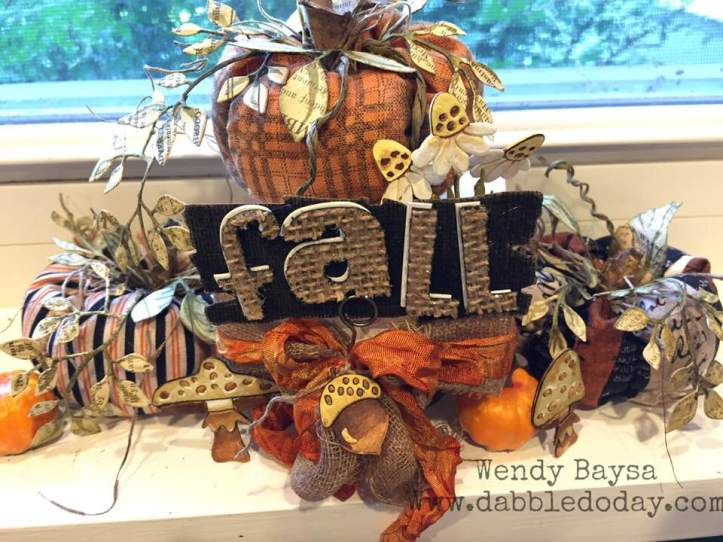 Fall Window Pane Scene by Wendy Baysa (4)