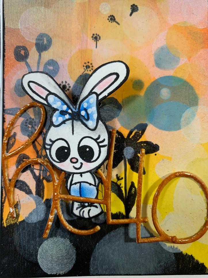 Hippity by Wendy Baysa